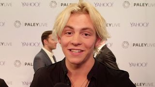 Ross Lynch Flirting Strategies! Austin & Ally Paley Interview