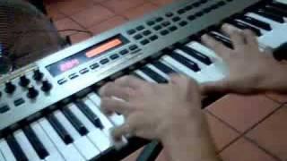 Piano Salsa Romantica Montuno