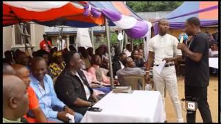 Mr IBU John Okafor39s Mum39s burial