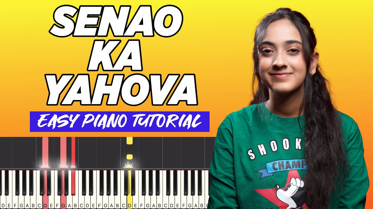 Senao ka Yahova - Chords & Notes Chart