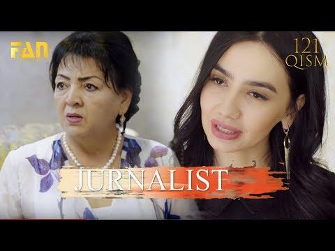 Журналист Сериали 121 - қисм / Jurnalist Seriali 121 - Qism