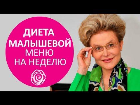 🔴  ДИЕТА ЕЛЕНЫ МАЛЫШЕВОЙ НА КАЖДЫЙ ДЕНЬ: ЧТО МОЖНО ЕСТЬ?  ★ Women Beauty Club