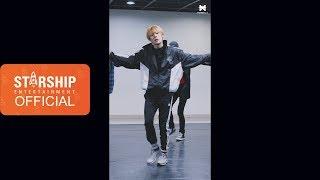 [MINHYUK][Dance Practice] 몬스타엑스 (MONSTA X) - 'JEALOUSY' Vertical Video