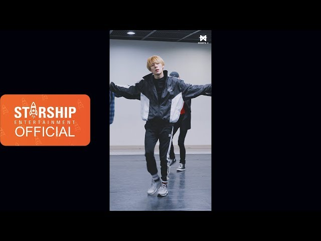 [MINHYUK][Dance Practice] 몬스타엑스 (MONSTA X) - 'JEALOUSY' Vertical Video