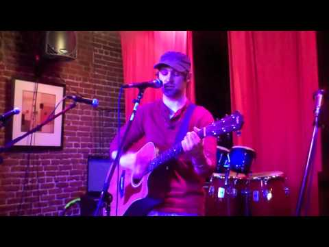 Chris Lay at Acoustic Co-op playing California