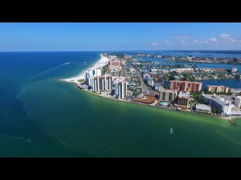 Aerial Video of St. Pete Beach, Florida - Chris Sanchez