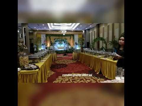 Dekorasi Pelaminan Jawa Modern Di Vafe Hotel Cilacap