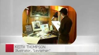 Scott Westerfeld: Illustrator