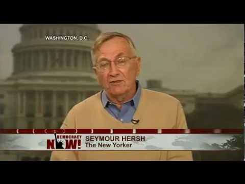 Seymour Hersh: Propaganda Used Ahead of Iraq War Now Being Reused Over Iran's Nuke Program