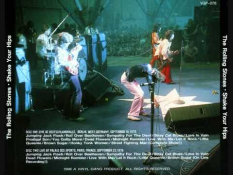 THE ROLLING STONES : BROWN SUGAR 1970 ( LIVE )