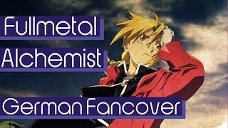 Fullmetal Alchemist - Brothers [German Fancover]