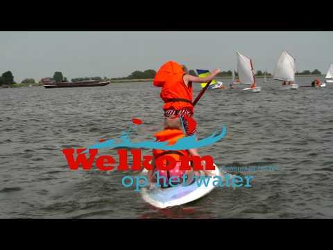 Social Flash | Welkom op het water | Watersport & Jeugd - 12 sep 17 - 09:12