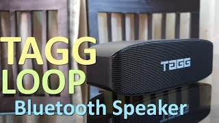 TAGG LOOP Review - Portable Wireless Bluetooth Speaker Rs. 2,299