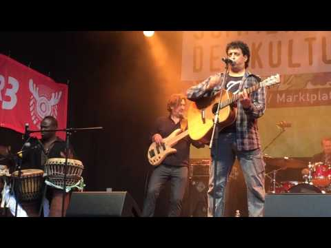 Hamid Baroudi live in Stuttgart