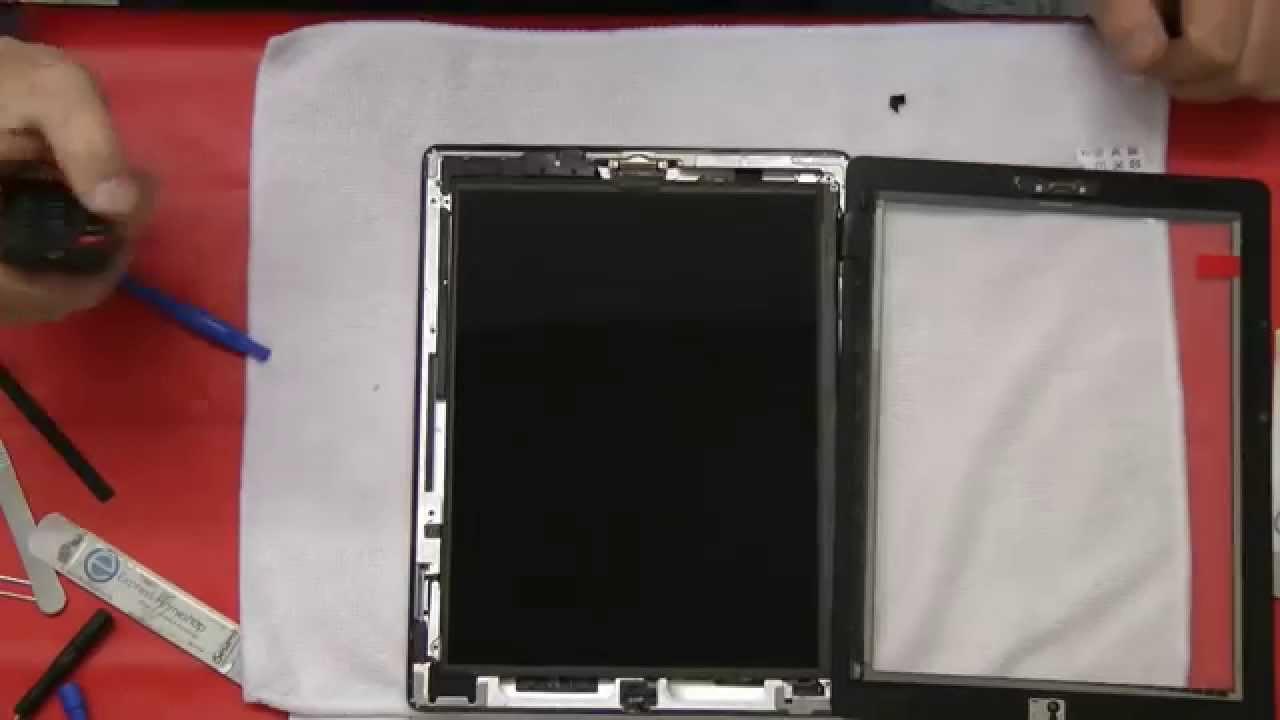 ipad 2 3 touch glas tauschen reparieren wechseln ausf hrliche anleitung deutsch. Black Bedroom Furniture Sets. Home Design Ideas