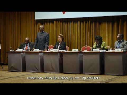 DAS KONGO TRIBUNAL - Offizieller Trailer