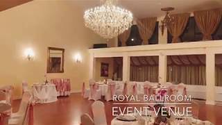 The Wedding of Karen & Bryan - Royal Ballroom Event Venue