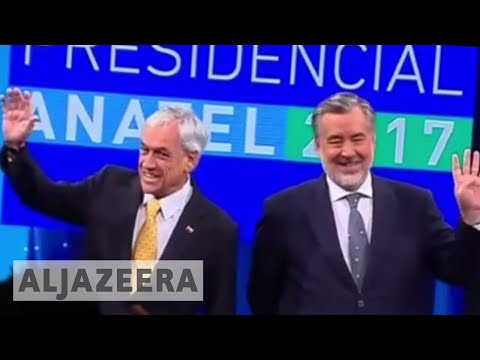 Chile election: 'Dissatisfied majority' want reforms