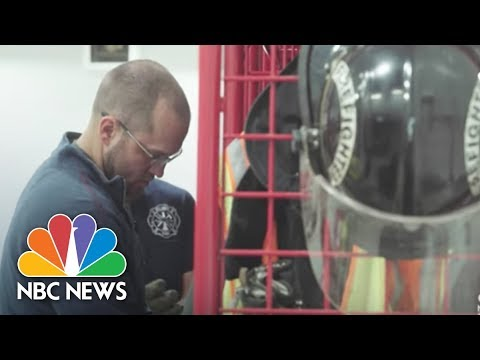 A State Trooper's Opioid-Fueled Fall From Grace | NBC News