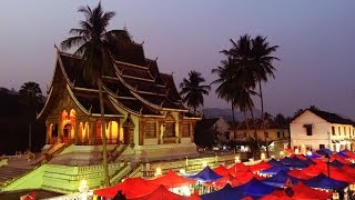 Exploring The Luang Prabang Night Market