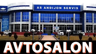 AS ANDIJON SERVIS AVTOSALON NARXLARI