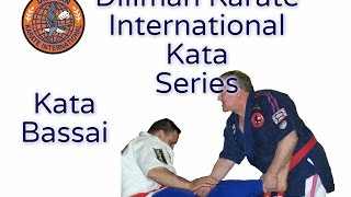 George Dillman/Dillman Karate International/Bassai Kata