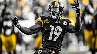 """JuJu Smith-Schuster   """"This Is America""""   Steelers Rookie Highlights"""