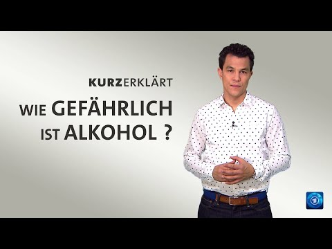 #kurzerklärt: Wie Gefährlich Ist Alkohol?