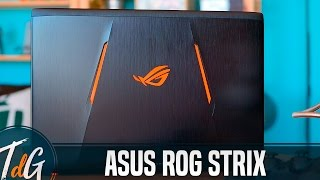 ASUS ROG Strix, review en español