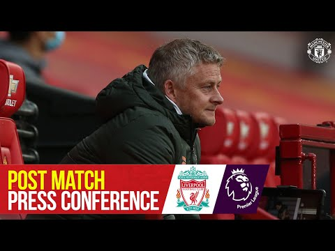 Ole Gunnar Solskjaer | Post Match Press Conference | Manchester United 2-4 Liverpool