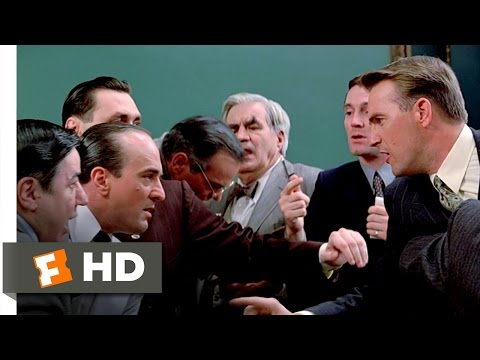 The Untouchables (10/10) Movie CLIP - Here Endeth the Lesson (1987) HD