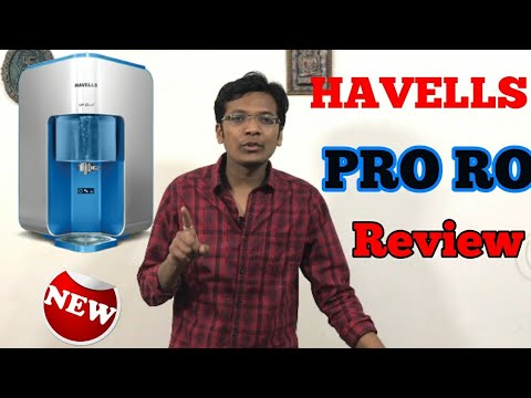 Havells PRO RO UV Water Purifier Unboxing & Review || Best RO Water  Purifier Under 15000