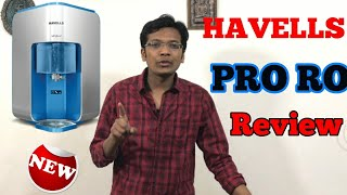 Havells PRO RO UV Water Purifier Unboxing & Review    Best RO Water Purifier Under 15000