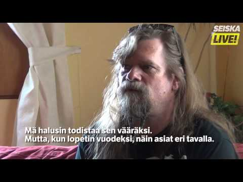 W.A.S.P. guitarist Chris Holmes opens up about his drug and alcohol use