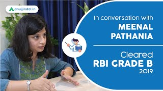 RBI Grade B | Success Story of Meenal Pathania