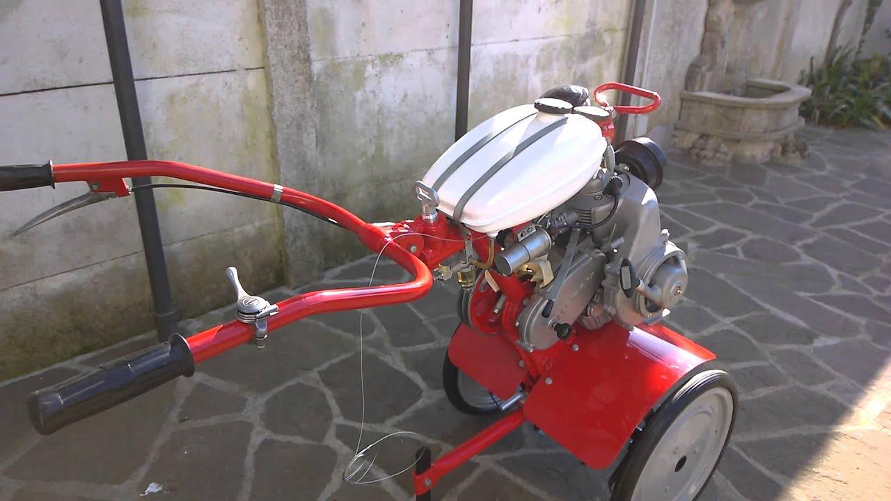 Motom motozappa youtube for Motozappa youtube