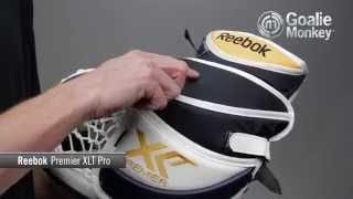 excepto por Evaluación Masculinidad  Reebok Premier XLT Pro Goal Glove - YouTube