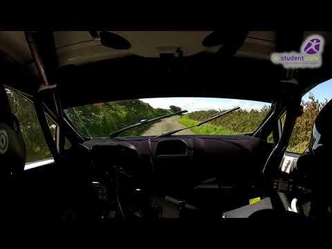 Rally Isle of Man 2017 - Alex Laffey / Patrick Walsh - Onboard SS9