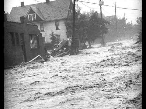 The Johnstown Flood Full Documentary dam break