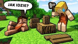 PODZIAŁ OBOWIĄZKÓW - Minecraft EWO