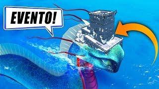 🔴 IL MOSTRO STA SPACCANDO LA MAPPA?! GUARDIAMO | NUOVO AGGIORNAMENTO - Fortnite Live.