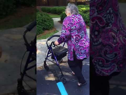 Regenpath - Martha Ann Hill Walking