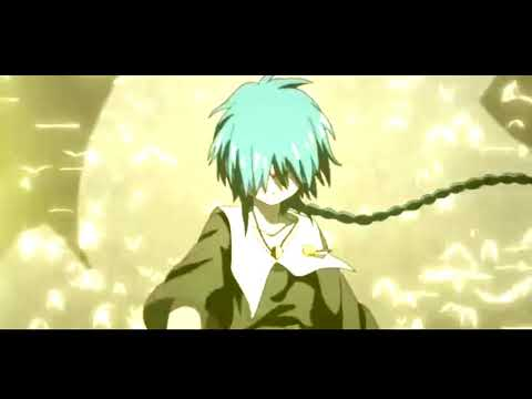 (AMV) --magi : Kiss my.....❤☻
