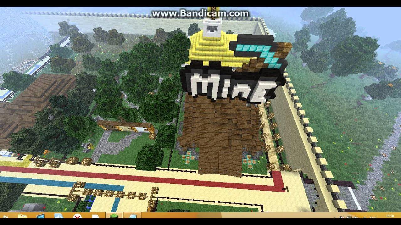 сервера майнкрафт 187 с мини играми