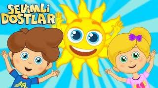 Günaydın De ve Sevimli Dostlar ile 75Dk Çizgi Film Çocuk Şarkıları | Kids Songs and Nursery Rhymes