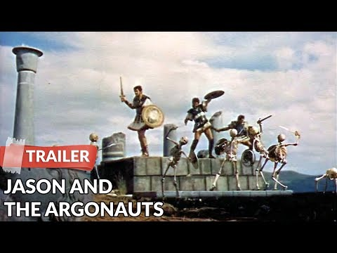 Jason and the Argonauts 1963 Trailer | Todd Armstrong