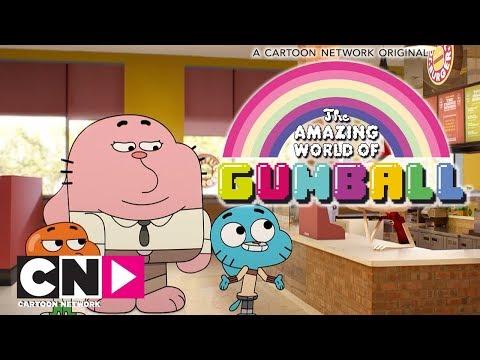 Gumball I Neşeli Burger I Cartoon Network Türkiye