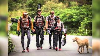 Stray Dog Follows Adventure Racing Team for 6-Day Endurance Race