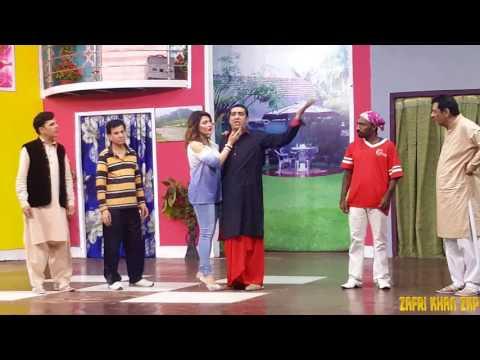 Zafri Khan New Stage Drama 2017 - Entry No # 3 - Zafri Khan ZkP