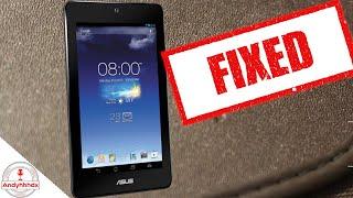 Asus ME173x Touch Screen Repair Video